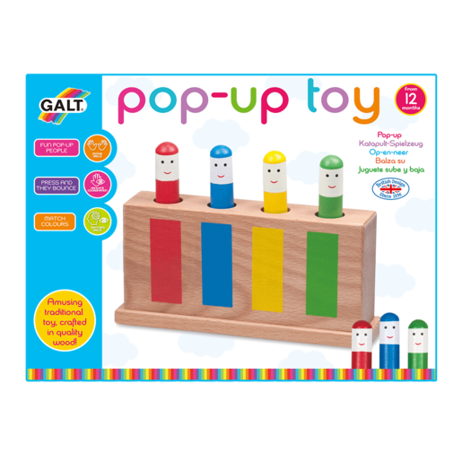 Galt - Pop Up Toy