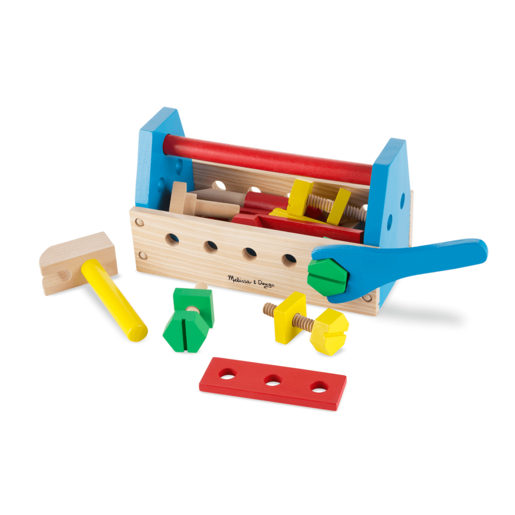 Melissa & Doug - Take Along Tool Kit