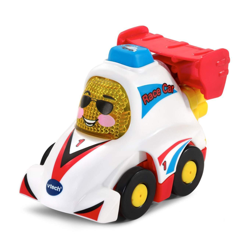 VTech Toot Toot Drivers White Racer