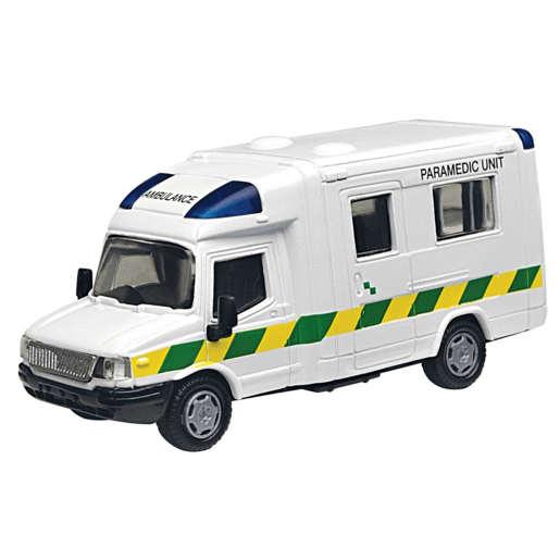London Ambulance Vehicle