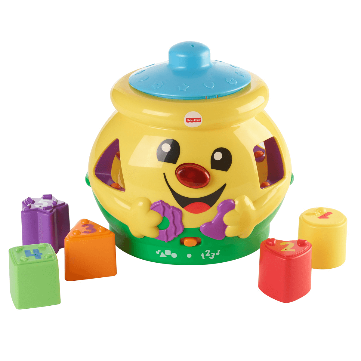 Fisher-Price Laugh & Learn Cookie Shape Surprise from Early Learning Center