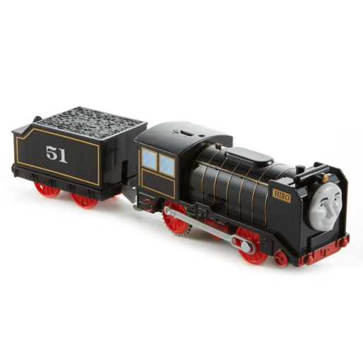 Fisher-Price Thomas & Friends - TrackMaster Motorised Hiro Engine