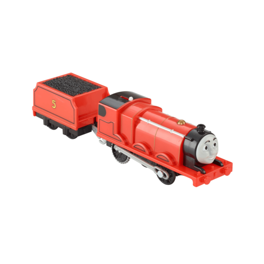 Fisher-Price Thomas & Friends - TrackMaster Motorised James Train Engine
