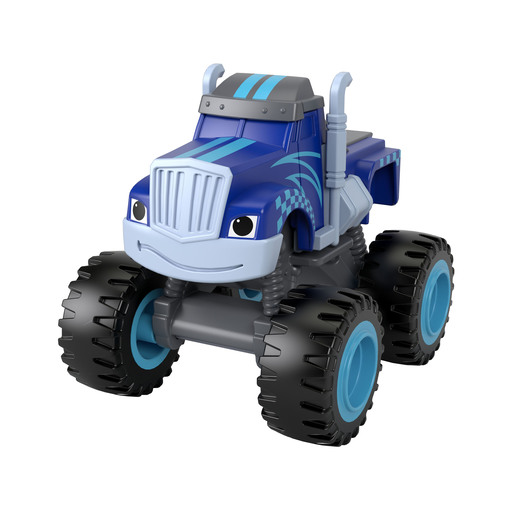 Blaze And The Monster Machines Car - Racing Flag Crusher