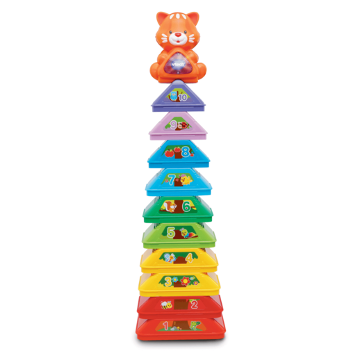 VTech Stack Sort & Store Tree