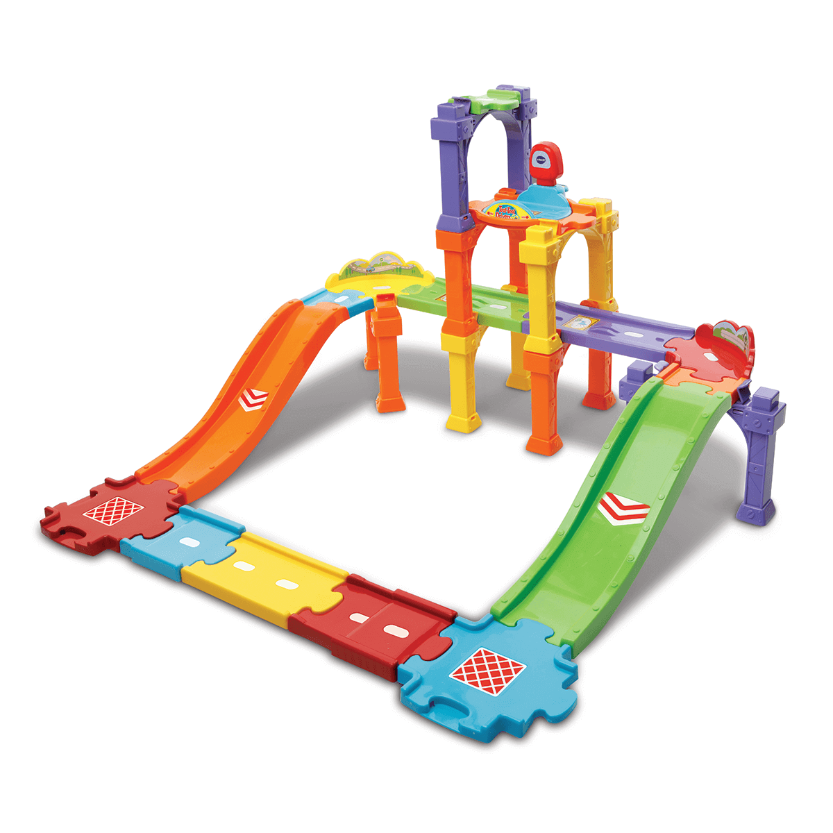 VTech Toot-Toot Drivers Ultimate Track Set from Early Learning Center