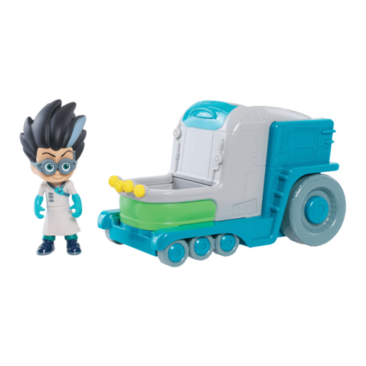 PJ Masks Romeo's Lab Vehicle with Figure