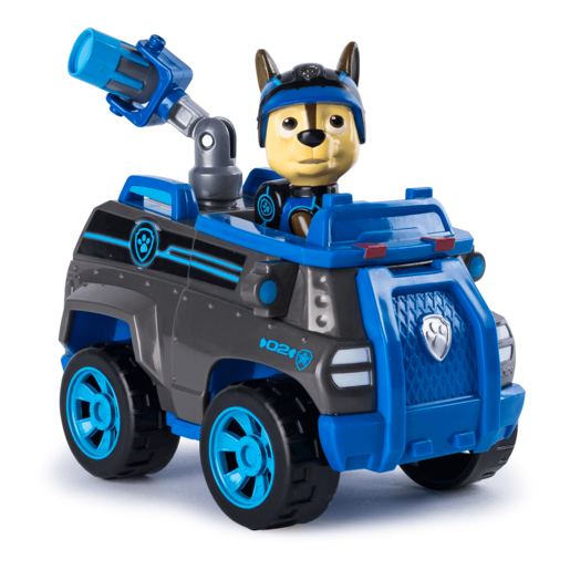 Paw Patrol Mission Paw - Chases Mission Police Cruiser