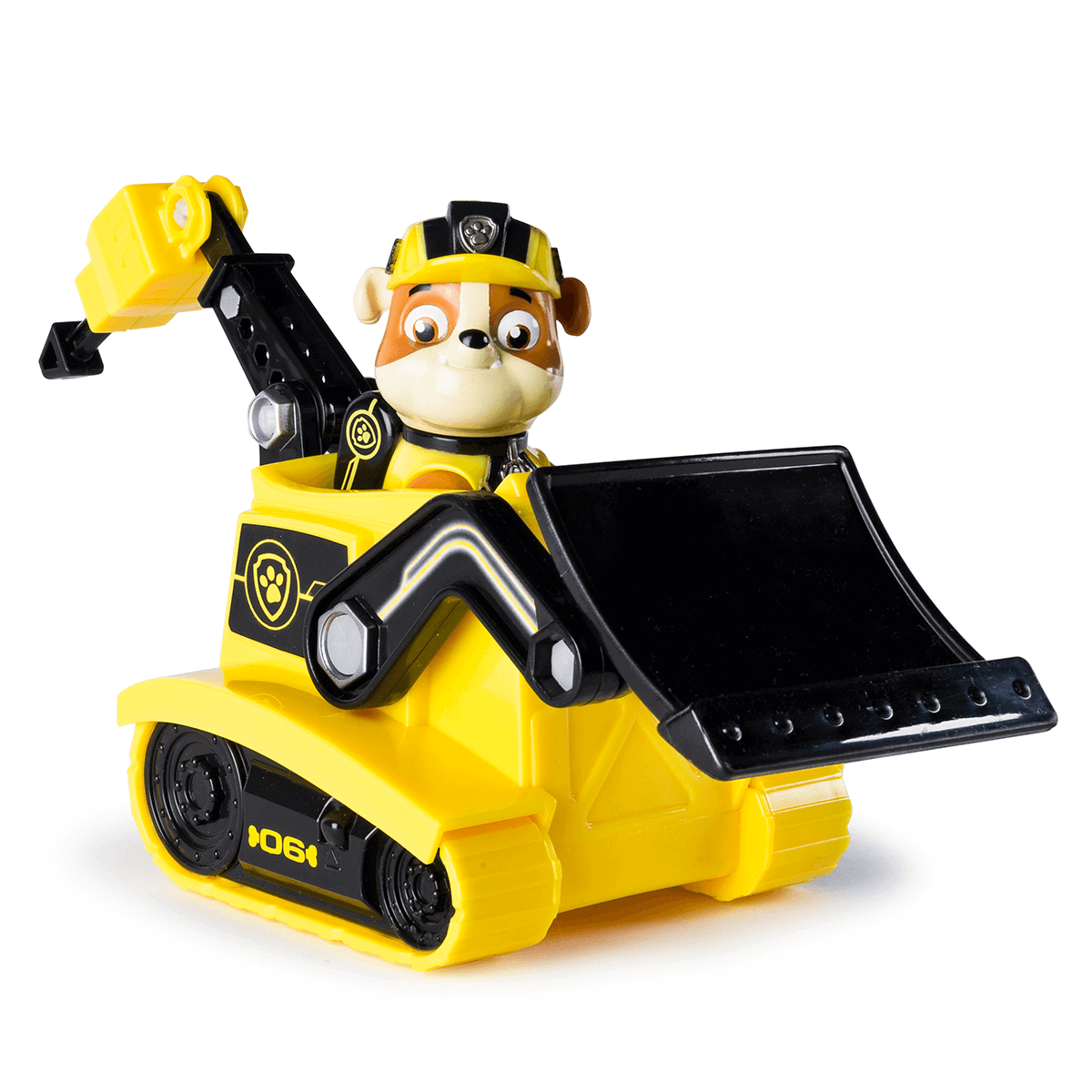 Paw Patrol Mission Paw - Rubble's Mission Bulldozer from Early Learning Center
