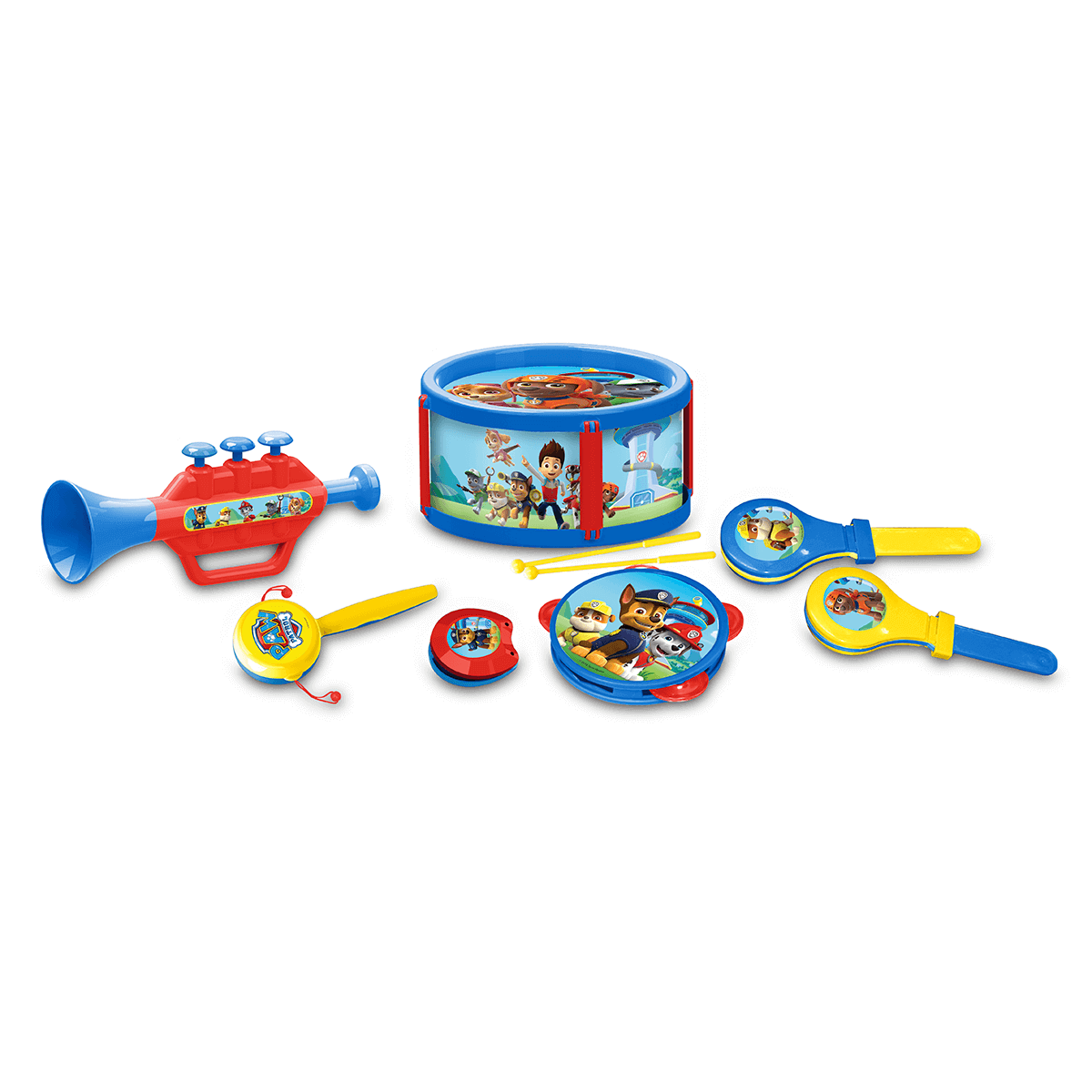Paw Patrol Musical Band Set from Early Learning Center