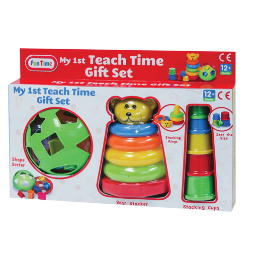 My First Teach Time Gift Set