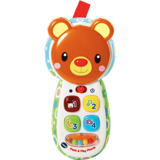 VTech Peek & Play Phone