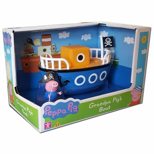Peppa Pig - Pirate George on Ship