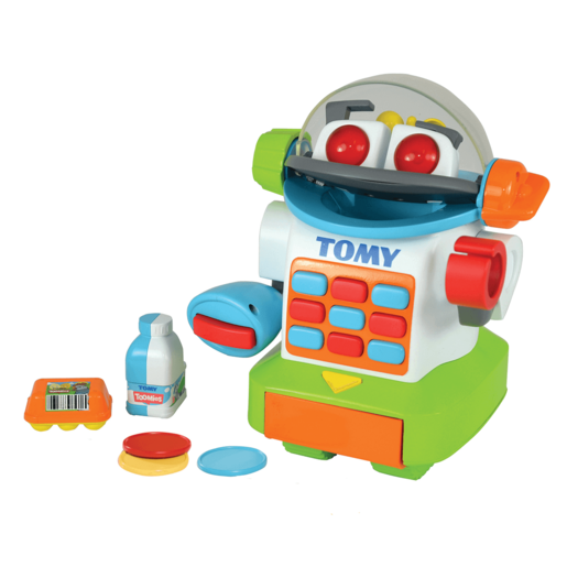 Tomy Toomies Mr ShopBot