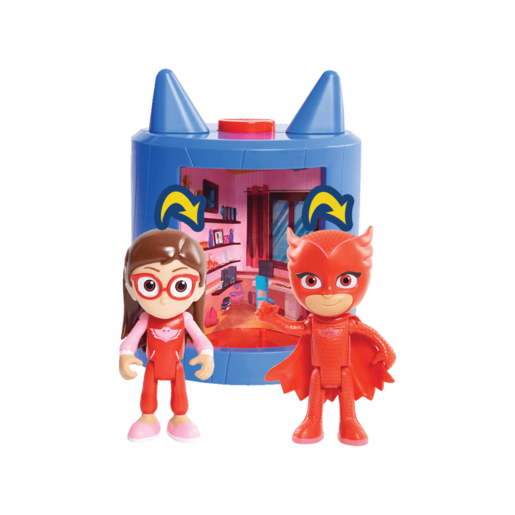 PJ Masks Transforming Playset - Owlette