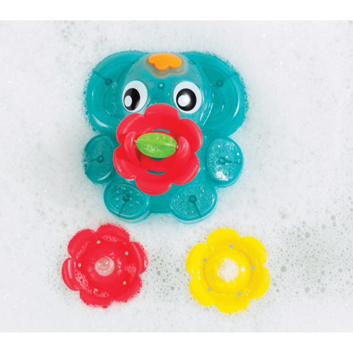 Playgro Light Up Squirty Bath Fountain