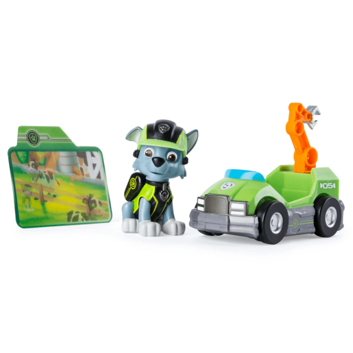 Paw Patrol Mission Paw Vehicle - Rocks Repair Kart