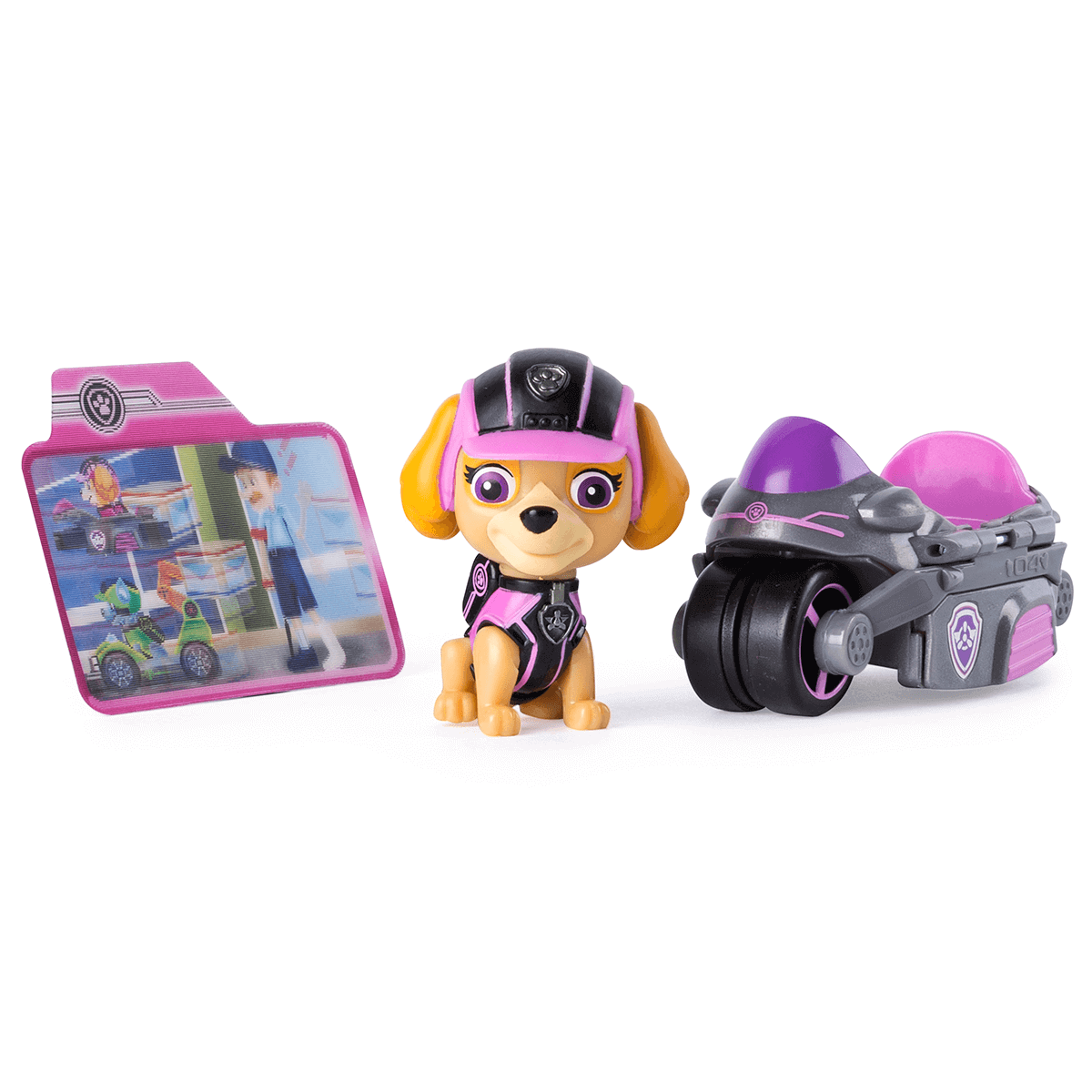 Paw Patrol Mission Paw Vehicle - Skyes Cycle