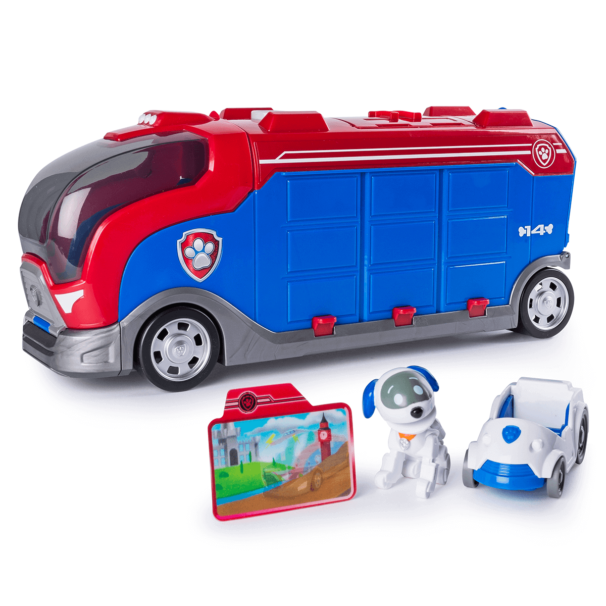 Paw Patrol Mission Paw - Mission  Cruiser from Early Learning Center