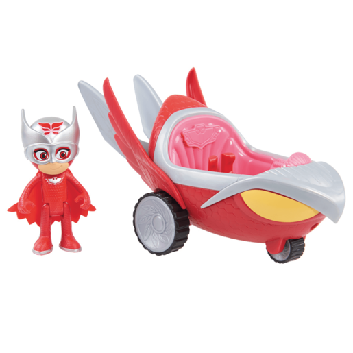 PJ Masks Turbo Blast Vehicle - Owl Glider