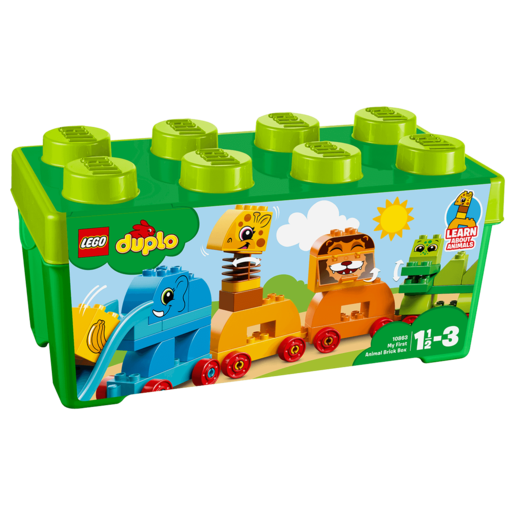 LEGO Duplo My First Animal Brick Box - 10863