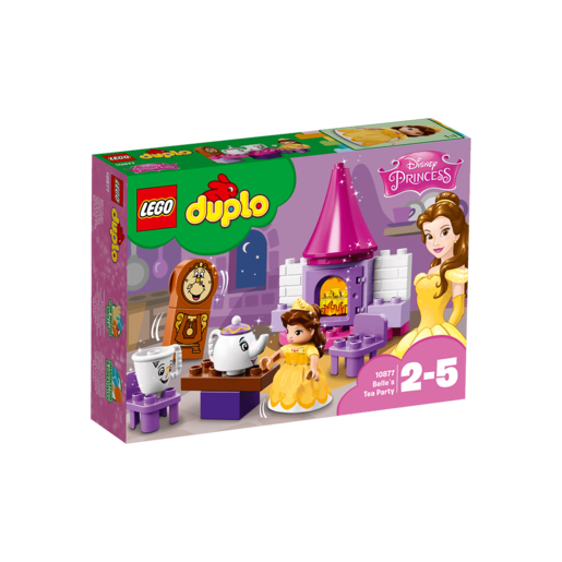 LEGO Duplo Disney Princess Belles Tea Party - 10877