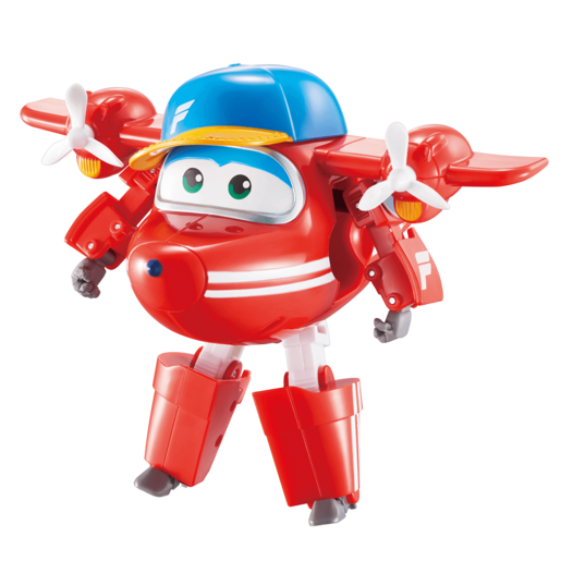 Super Wings Transforming Flip