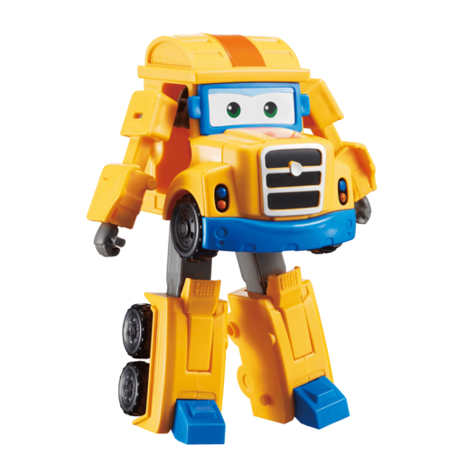 Super Wings Transforming Poppa Wheel