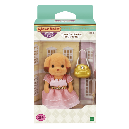 Sylvanian Families Town - Toy Poodle