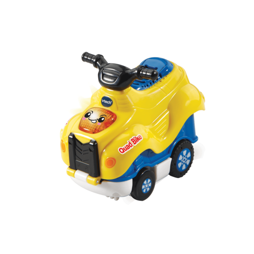 VTech Toot-Toot Drivers® Press 'n' Go Quad Bike