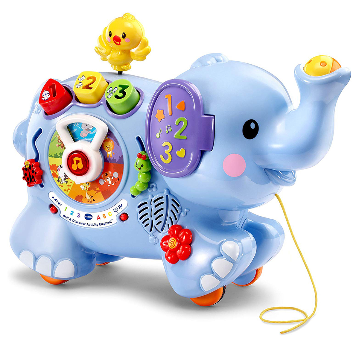 VTech Pull & Play Elephant from Early Learning Center
