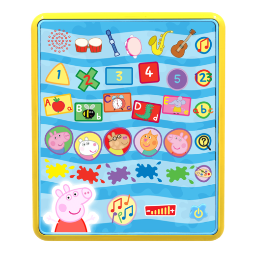 Peppa Pig - Peppa's Smart Tablet