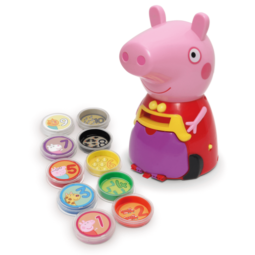 Peppa Pig - Count With Peppa