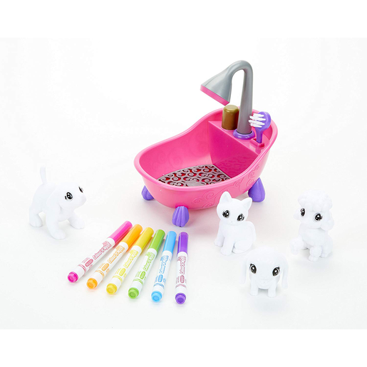 Crayola Washimals Playset