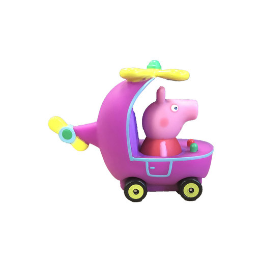 Peppa Pig Mini Buggy - Helicopter