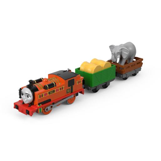 Fisher-Price Thomas & Friends TrackMaster - Nia & Elephant