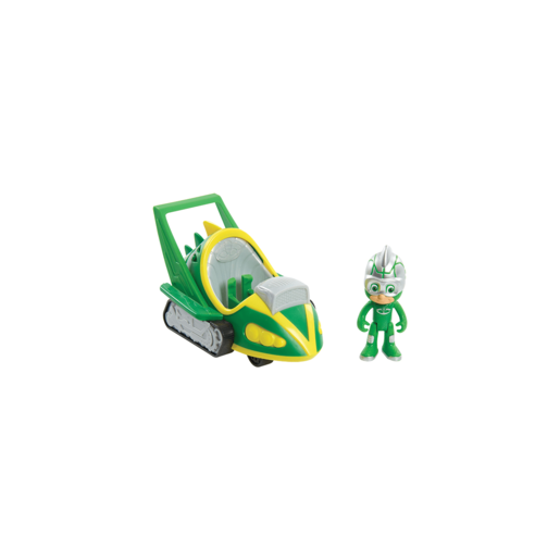 PJ Masks Speed Booster Vehicle & Figure - Gekko