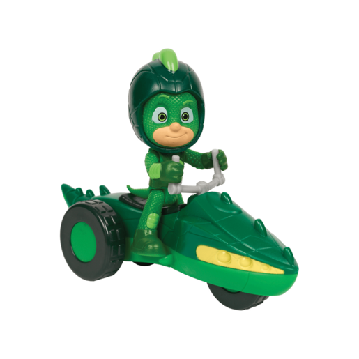 PJ Masks Super Moon Space Rover and Figure - Gekko