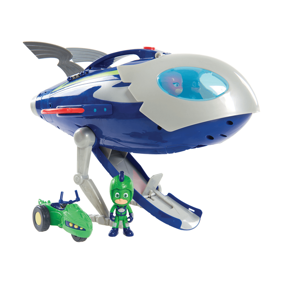 PJ Masks Super Moon Adventure HQ Rocket