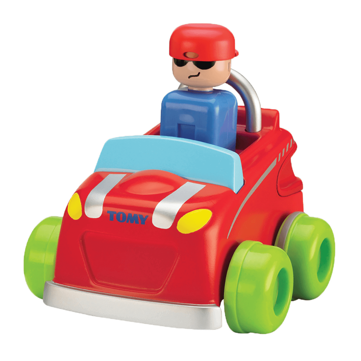 Tomy Toomies Push And Go Vehicle - Car from Early Learning Center