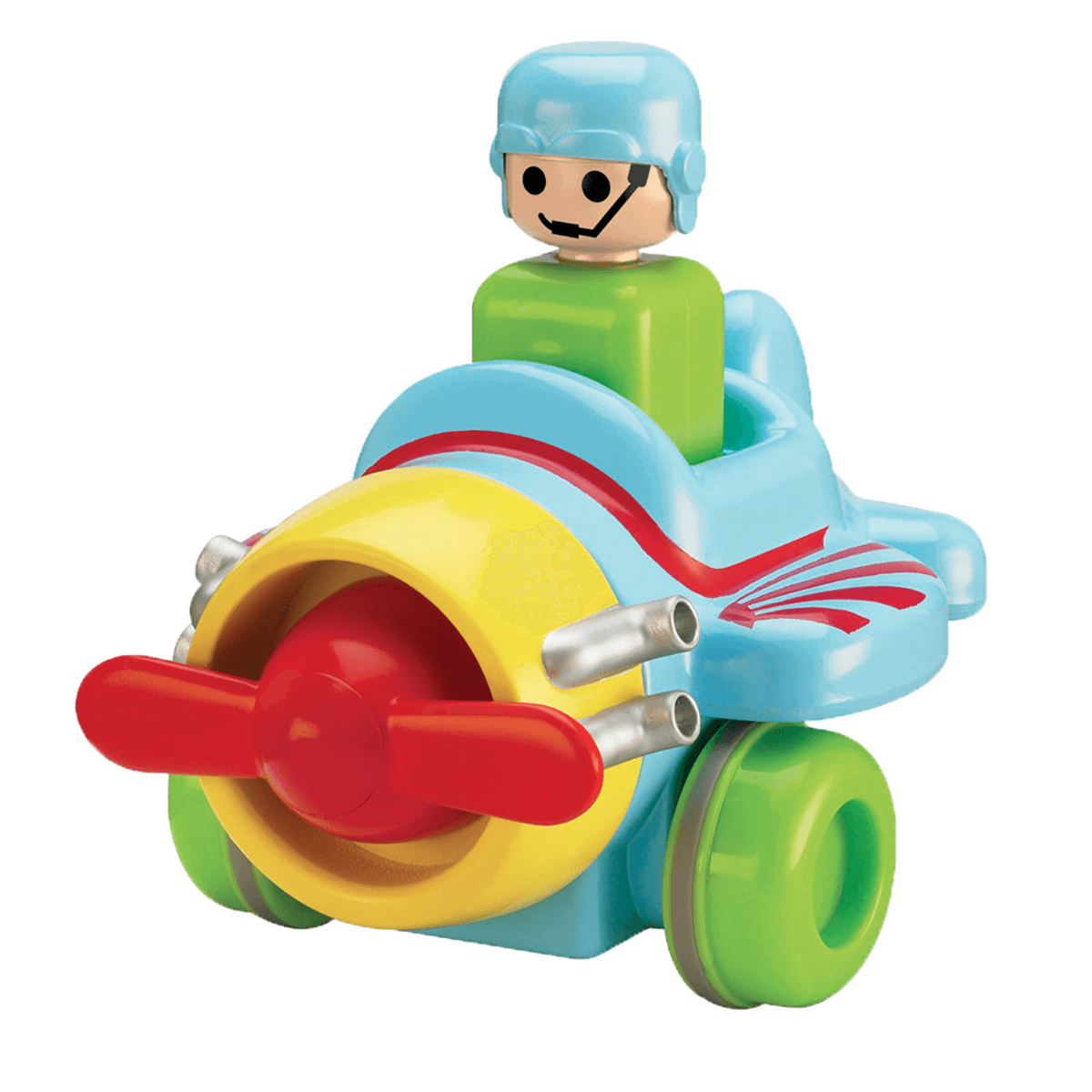 Tomy Toomies Push And Go Vehicle - Plane from Early Learning Center