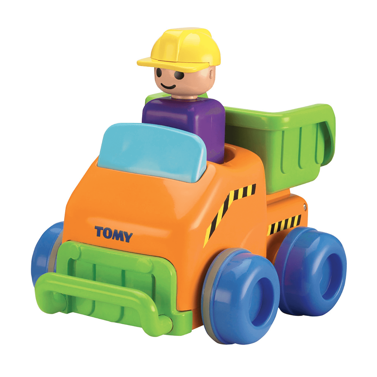 Tomy Toomies Push And Go Vehicle - Dump Track from Early Learning Center