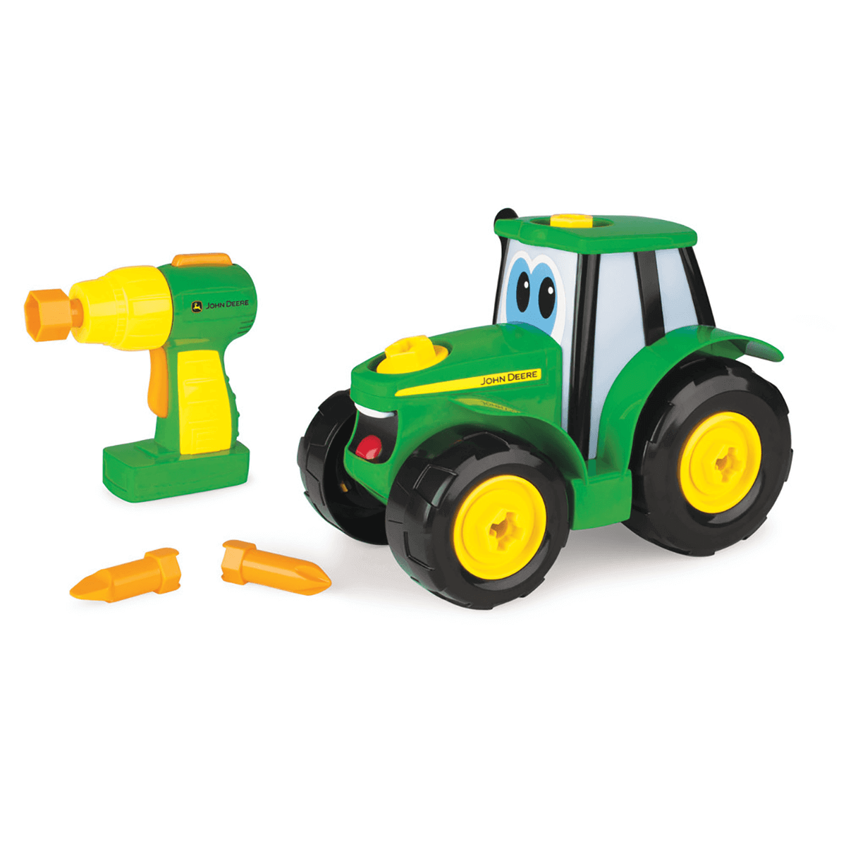 Tomy John Deere Build A Johnny Tractor from Early Learning Center