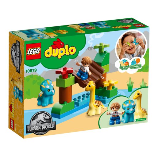 LEGO Duplo Jurassic World Gentle Giants Petting Zoo - 10879