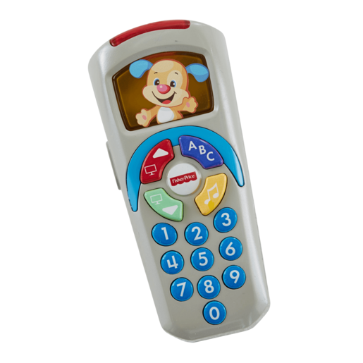 Fisher-Price Laugh and Learn Puppy's Remote