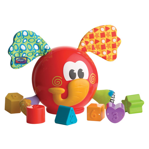 Playgro Elephant Shape Sorter