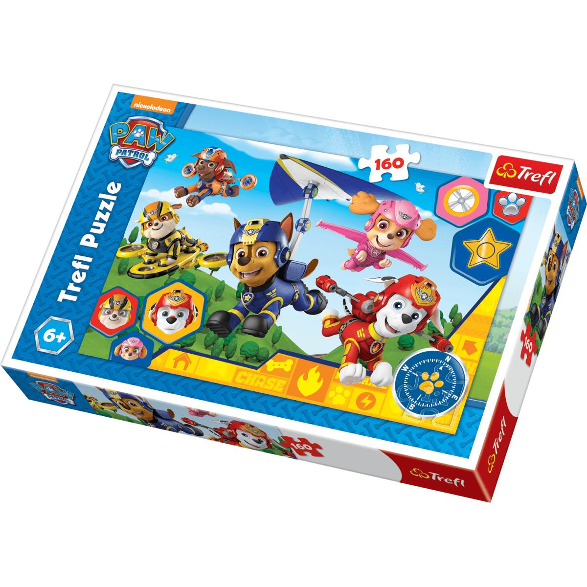 Trefl - Paw Patrol 160pc Puzzle