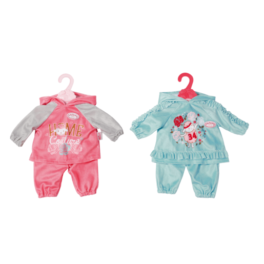 Baby Annabell Baby Suits for 43cm Dolls (Styles Vary, One Supplied)