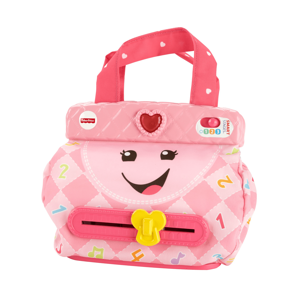 Fisher-Price Laugh & Learn My Smart Purse from Early Learning Center