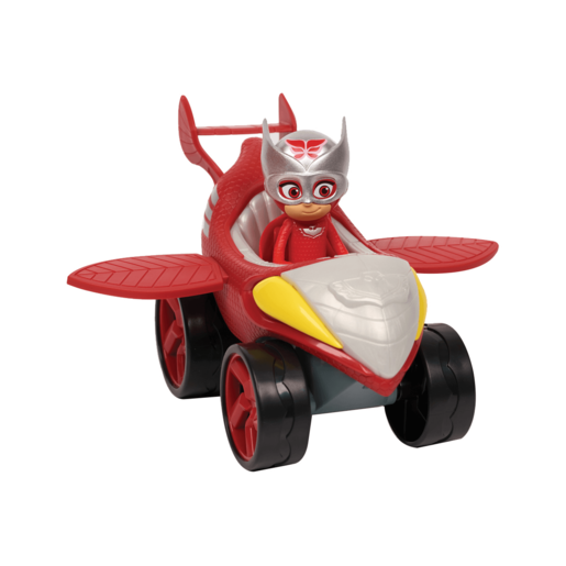 PJ Masks Power Racers Vehicles - Owlette